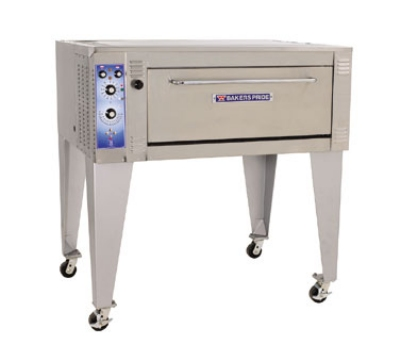 Bakers Pride EP283836 Double Pizza Deck Oven, 208v/1ph