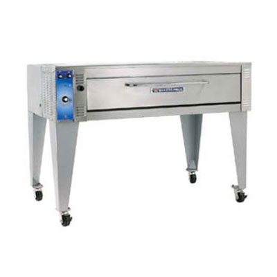 Bakers Pride EP-2-8-5736 Double Pizza Deck Oven, 220-240v/3ph