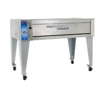 Bakers Pride EP-2-8-5736 Double Pizza Deck Oven, 208v/3ph