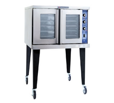 Bakers Pride GDCOE1 Full Size Electric Convection Oven - 240v/3ph