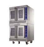 Bakers Pride GDCOG2 Double Full Size Gas Convection Oven - NG