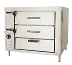 Bakers Pride GP-61 Countertop Pizza Oven - Double Deck, 240v/1ph