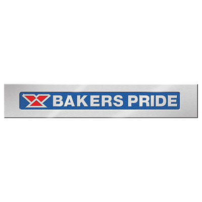 Bakers Pride T5107Y Oven Deck Brush, 2 in High, for Counter Top Ovens