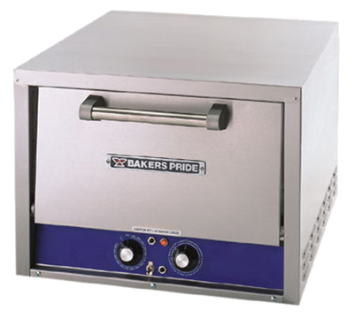 Bakers Pride P18S Countertop Pizza/Pretzel Oven - Single Deck, 120v