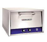 Bakers Pride P22-BL Countertop Pizza/Pretzel Oven - Single Deck, 208v/1ph
