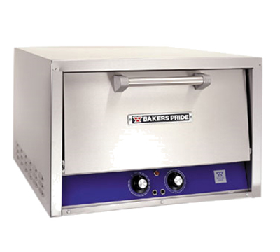 Bakers Pride P22-BL Countertop Pizza/Pretzel Oven - Single Deck, 220v/1ph