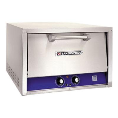 Bakers Pride P24S Countertop Pizza/Pretzel Oven - Single Deck, 208v/1ph