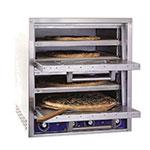 Bakers Pride P44-BL Countertop Pizza/Pretzel Oven - Double Deck, 220-240v/1ph