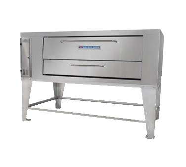 Bakers Pride V-600 Pizza Deck Oven, NG