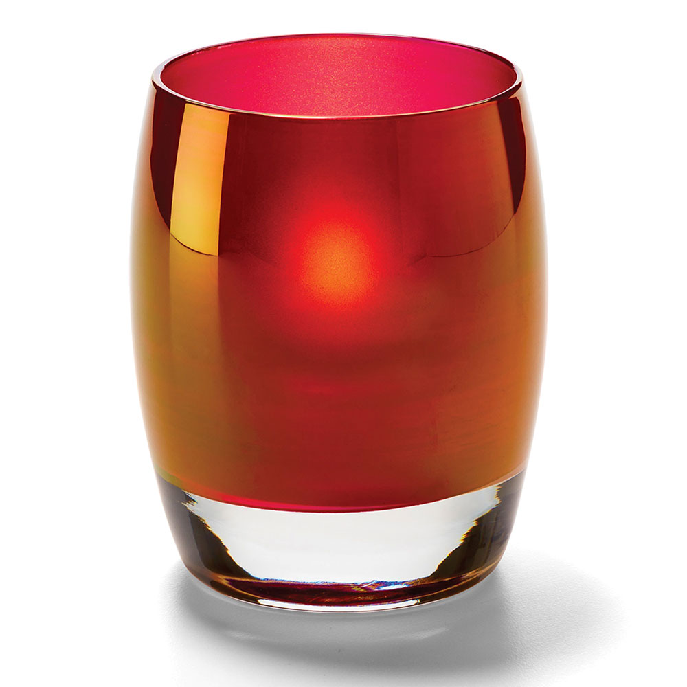 Hollowick 6404RG Contour Votive for HD8 or HD15, Ruby Gold