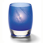 Hollowick 6477DBI Contour Votive, Blue