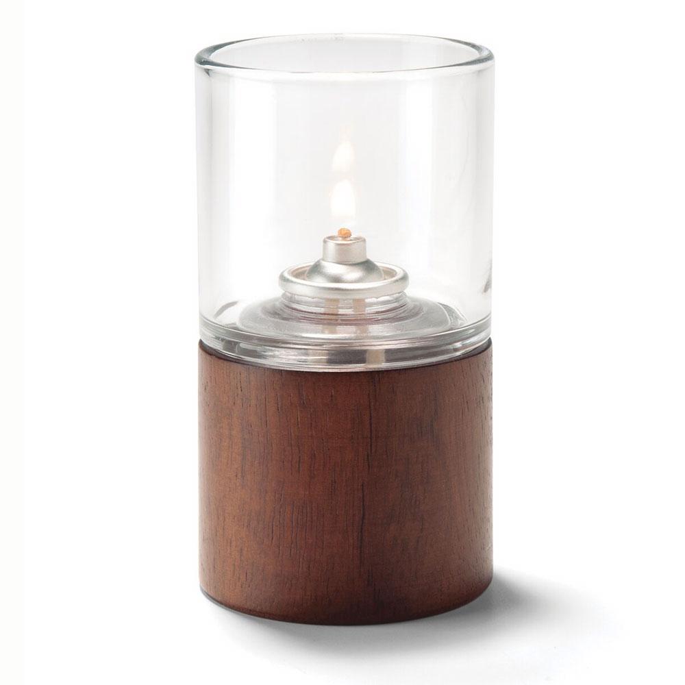 "Hollowick 64C Horizon Globe, 4.5x2.88"", Glass, Clear"
