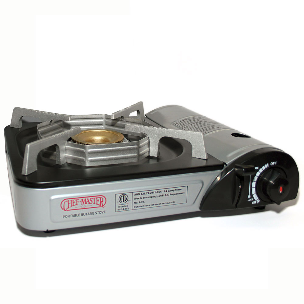Hollowick CMST-10K Professional Butane Stove w/ Adjustable Heat Range & High Impact Carrying Case