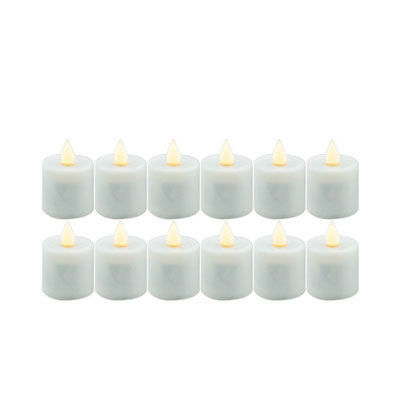 "Hollowick EVOX-CL Replacement Evolution Flameless Candle, 1.5"" Diameter"