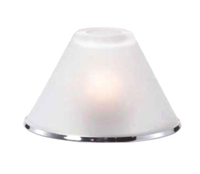 hollowick 946sc replacement lamp shade for tealight candlestick lamps. Black Bedroom Furniture Sets. Home Design Ideas