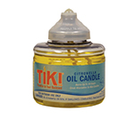 Hollowick TK01653 3-oz Citronella Fuel Cell w/ Child Resistant Cap, 2.25x3-in