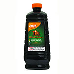 "Hollowick TK08435 64-oz Citronella Cedar Torch Fuel, 4.38x10.38"""