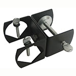 Hollowick TK10144 Adjustable Universal Fit Deck Clamp for Tiki Brand Torches, 2.25x5.75x7.31""