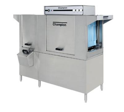 Champion 66DR-PW 2083 Conveyor Dishwasher w/ 22-in Prewash, 44-in Tank, 208-Racks/Hr, 208/3 V
