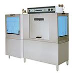 Champion 80DRFFPW 4803 Conveyor Hi-Temp Dishwasher w/ 1-Tank, 26-in Front Feed & Prewash, 480/3V