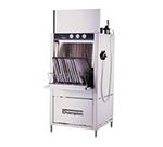 Champion SD-10-S 2403 Pot & Pan Washer w/ Built-in Steam Booster Heater, Split Door Design, 240/3 V