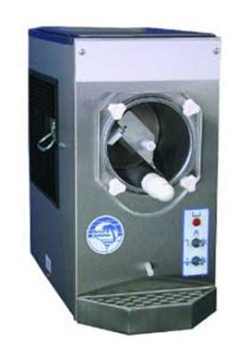 Frosty Factory 113A Frozen Drink Machine, (1) 8-qt Hopper, (64) 10-oz/Hr, Stainless