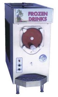 Frosty Factory 127A Frozen Drink Machine, 16-qt Hopper, (160)10-oz/Hr, Stainless
