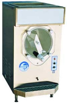Frosty Factory 232W Frozen Drink Machine, 12-qt Hopper, (220)10-oz/Hr, Water