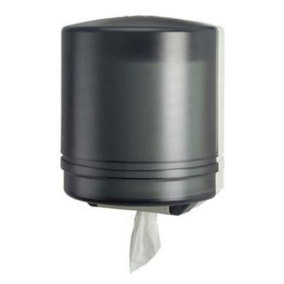 Dispense-Rite CPTD1 Towel Dispenser, Wall Mount, 9 x 9 in Rolls, Center Pull