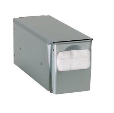 Dispense-Rite CTLOWBS Napkin Dispenser, Countertop, Low Fold 4-7/8 x 3-1/2 in, 1 Sided
