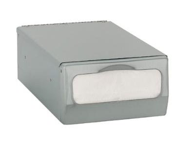 Dispense-rite CTMINIBS Napkin Dispenser, Countertop, Mini Fold 3-3/4 x 6-1/2 in, 1 Sided