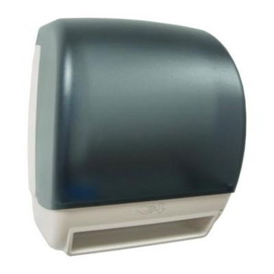 Dispense-rite HFRT1 Towel Dispenser, Hands Free, Wall Mount, 8 x 8 in Rolls, Stub Roll