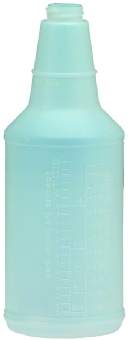 Impact 5032AB 32-oz Graduated Bottle, Non-Leaking