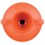 Service Ideas 10-01039-002 Carafe Lid Fits All ErgoServ Brew-In Carafes, Orange