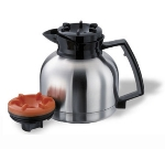 Service Ideas BNP19 1.9-liter Server w/ Interchangeable Lid For Brew-Thru Or Decaf