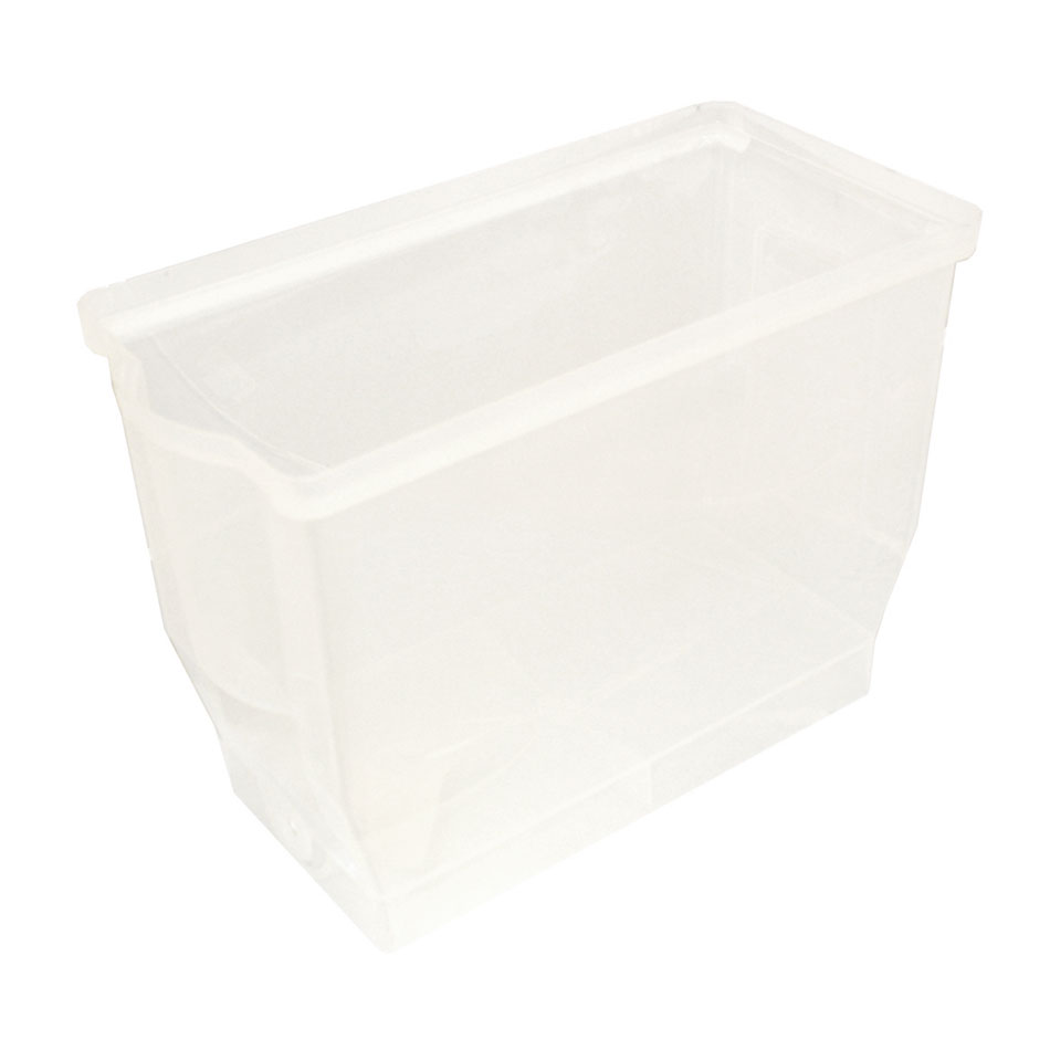 Service Ideas CBDCONT Plastic Container For CBDP3BL, Opaque