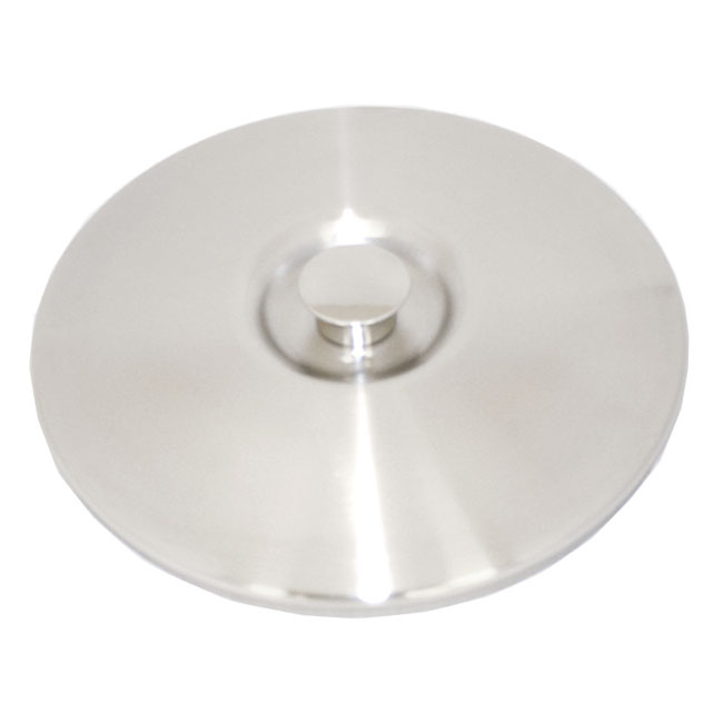 Service Ideas CBDRLIDSS Lid For CBDRP3SS, Stainless