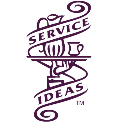 Service Ideas NGLWMVD Decaf Welded Push Button Lid For 501, 101, 315 & 421 Server, Mauve