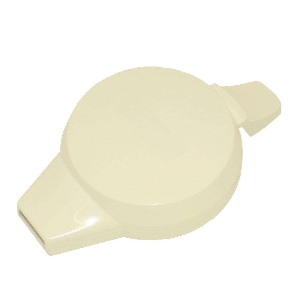 Service Ideas NGLWAL Welded Push Button Lid For 501, 101 & 421 Servers, Almond