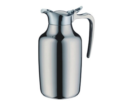 Service Ideas 0547000100 1-liter Coffee Server w/ Vacuum Insulation, Stainless