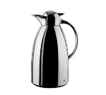 Service Ideas 14421 1-liter Coffee Server w/ Vacuum Insulation, Push-Button Lid
