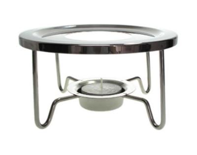Service Ideas 4270000 Tea Warmer For Finium Tea control, Stainless