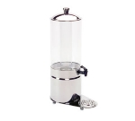 Service Ideas 80702700 7-liter Single Juice Dispenser, Stainless