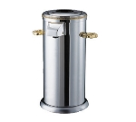 Service Ideas APC22 Airpot Cover-Up For 2.2-liter Airpot, Stainless