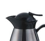 Service Ideas CJRL1BL Lid For Vacuum Carafe, Black