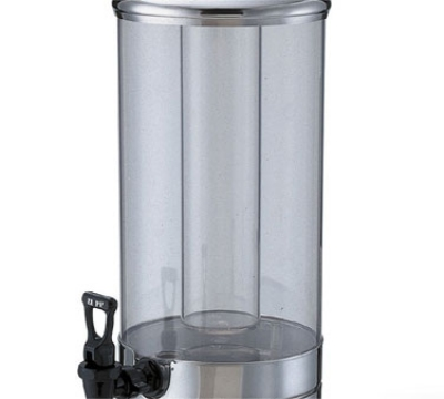 Service Ideas CONT1 7-liter Replacement Container, Polycarbonate