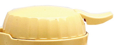 Service Ideas ECLBSC Replacement Lid for .6-liter And 1.3-liter Eco-Serv Server, Butterscotch