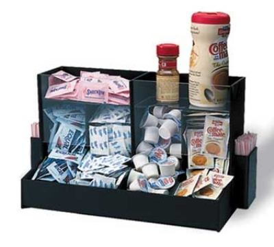 Service Ideas HCT4 Condiment Tray w/ 4-Parts