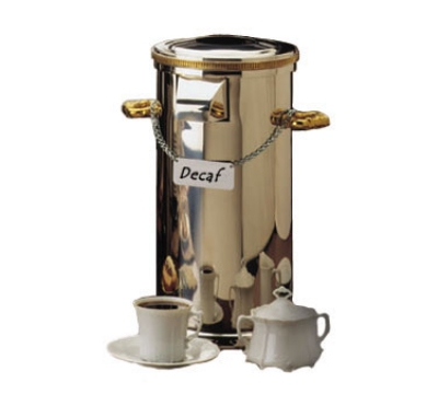 """Service Ideas IDCHDE ID-Chain for Airpot Cover-Ups, DECAF, 3.5 x 1.5"""""""