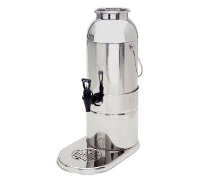 Service Ideas LATTE6S 6-liter Single Latte Dispenser, 22.5 x 15-in, Stainless